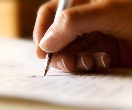 Scriptie schrijven