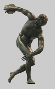 220px-Greek_statue_discus_thrower_Roman copy 2_century_aC glyptotek munchen