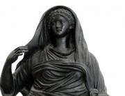 Agrippina zoals te bewonderen in het Valkhof in Nijmegen